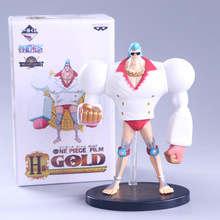 Franky One Piece Golden City Chapter Action Figure 18cm