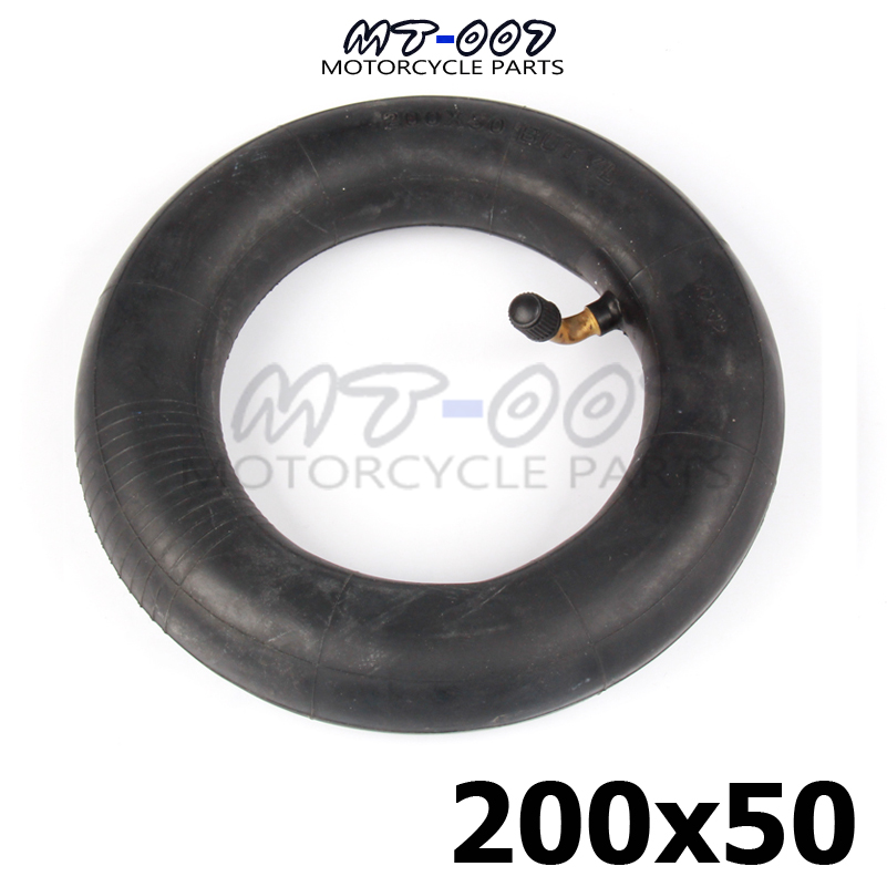 Free shipping 200x50 8x2 Inner Tube for Gas Pocket Bike Electric Scooter Part