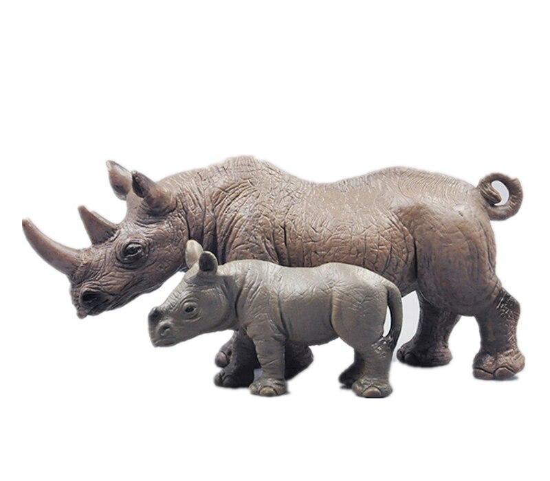 Popular rhino figurine buy cheap lots from