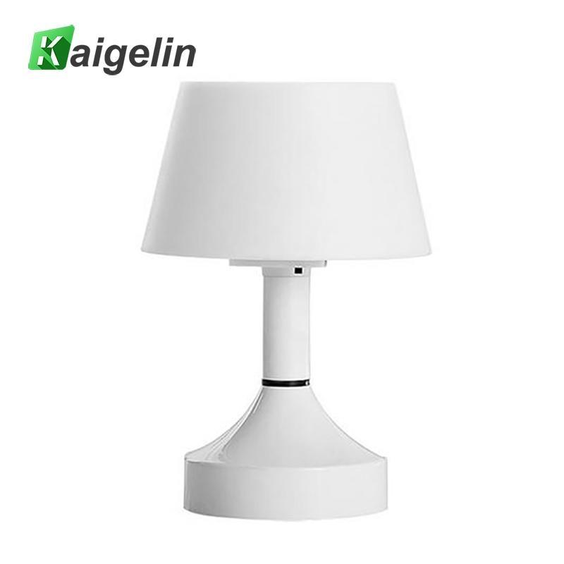 Hermoso Lámpara De Mesa Led Kaigelin Blanco Cálido/blanco Lámpara De Escritorio Usb 0,9 W Lámpara De Noche De Dormitorio Luz De Lectura