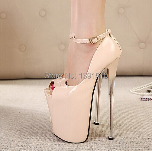 d0c3c83f9af New 22cm red bottoms sexy high heels wedding shoes