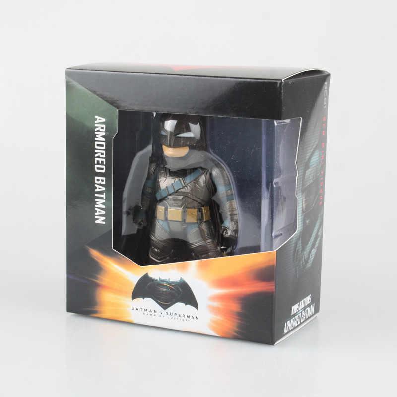 باتمان الخامس سوبرمان فجر العدالة س نسخة مصفحة باتمان عمل الشكل 1/9 مقياس البلاستيكية تحصيل لعبة مجسمة