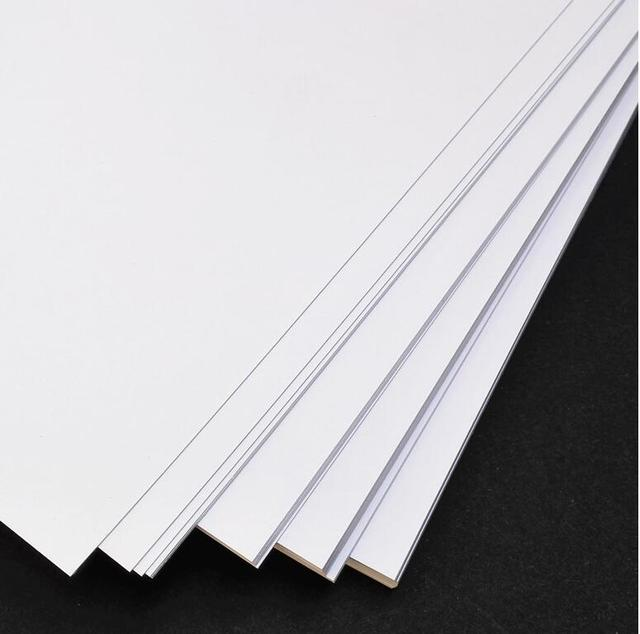 180gsm a4 size a4 craft paper card thick kraft paper white paper