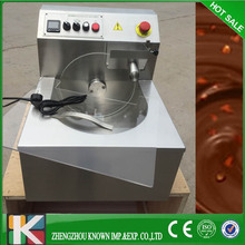 CE approved chocolate melting tempering moulding machine 220v