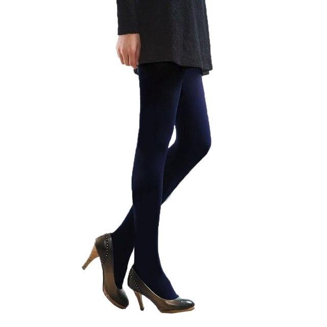 Musim Gugur Burnish Opaque Projector Permen Warna Legging Celana Ketat Menginjak Injak Z314 Kostum Aksesoris Aliexpress