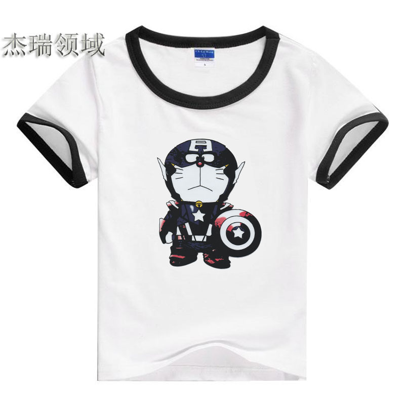 High Quality Cotton Boys and Girls Cute T-shirt 2018 Funny Baby Clothes Casual Short Sleeve Baby Boy Girl ...