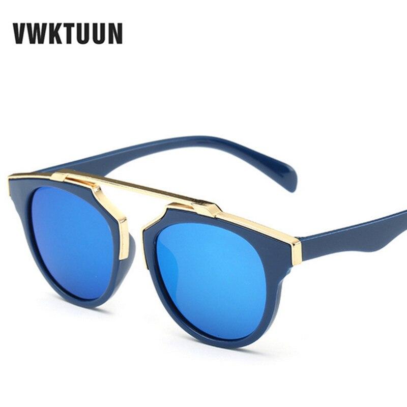 VWKTUUN Brand Designer Kids Sunglasses Children Sun Glasses font b Baby b font Sun shading Eyeglasses