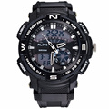 2016 ALIKE Men S Shock Outdoor Sports Watches Quartz Hour Digital Watch Military 50m Waterproof Silicone Wrist Watch LED Clock G
