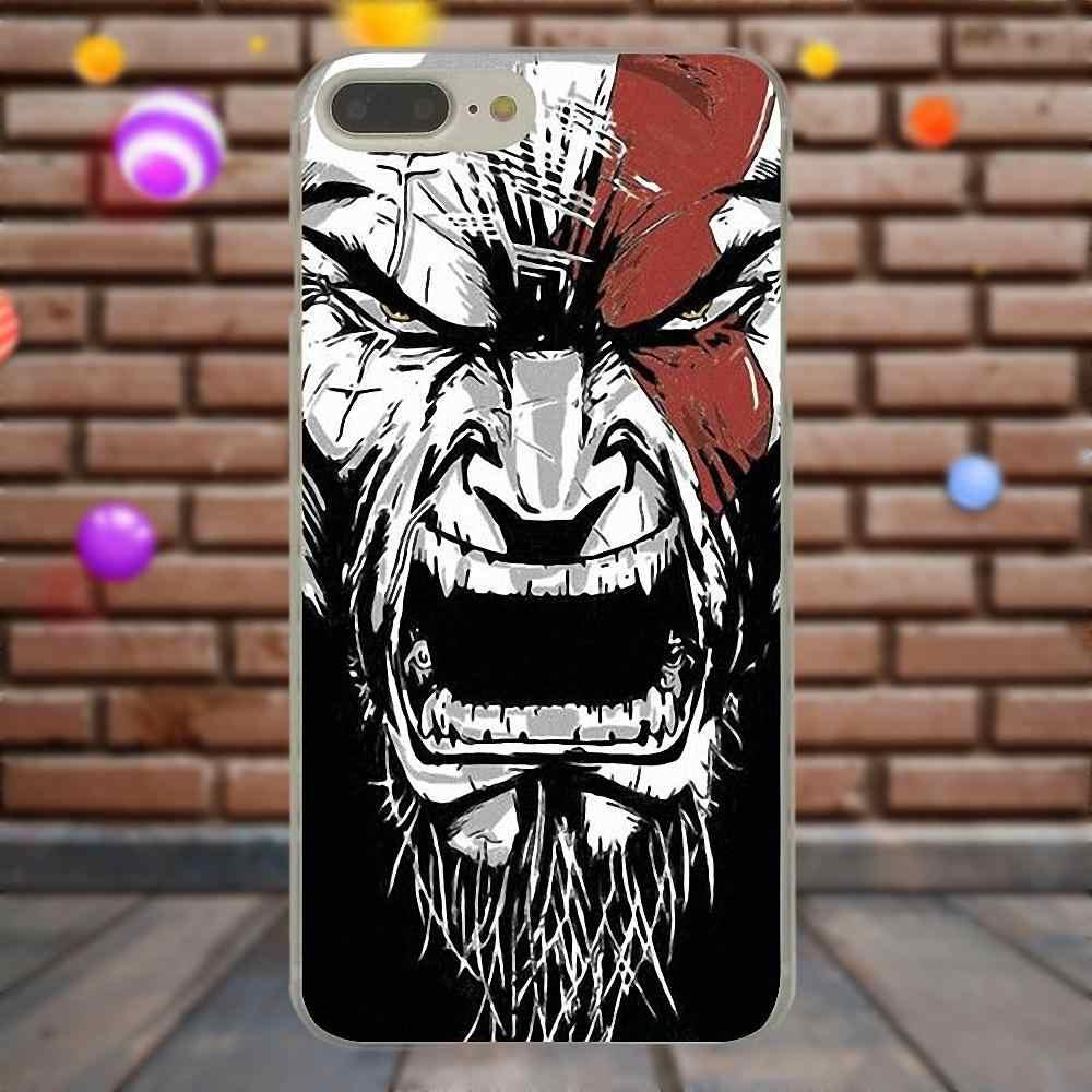 Суэф версии бога войны ТПУ Модный чехол для телефона для Samsung Galaxy A3 A5 A7 J1 J2 J3 J5 J7 2015 2016 2017