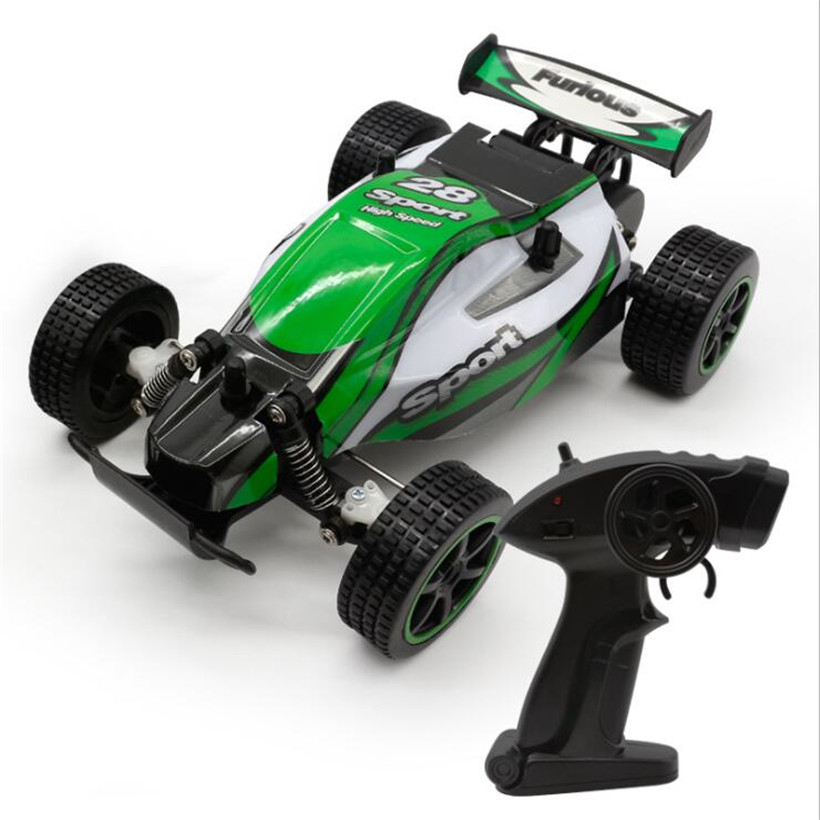 Multiplayer Game Electric RC Car 2.4G 25 KM/H 1:20 High Speed Racing Car Climbing Remote Control Car Off Road Truck Wltoys Toys