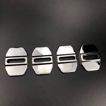 4 шт./компл. автомобильные аксессуары, дверной замок, чехол для FIAT Viaggio Ottimo для Infiniti QX30 для Maserati Quattroporte Levante Ghibli