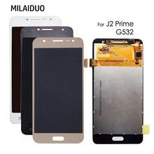 LCD Display For Samsung Galaxy J2 Prime G532 SM-G532F G532M G532 Monitor Touch Screen Digitizer Assembly Adjustable Brightness все цены