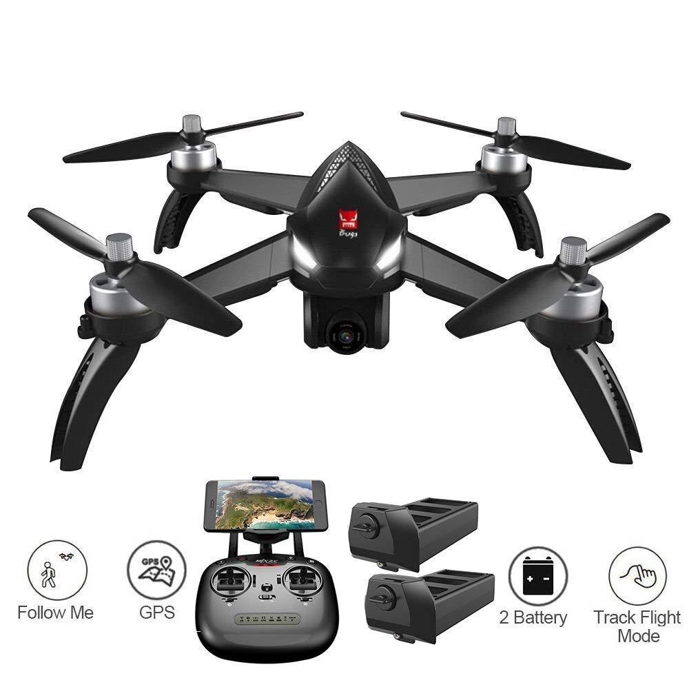 цена на Global Drone B5W 5G Wifi FPV Professional GPS Drones with Camera HD 1080P Mechanical Gimbal Follow Me Quadcopter Hover RC Dron