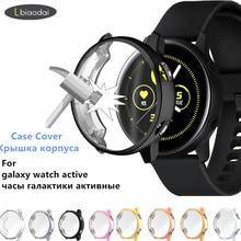 Case Screen-Protector Galaxy Watch Samsung Cover Bumper