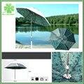 1.8M Foldable Sunshade Fishing Umbrella Tent Anti-UV Sunscreen Tent for Fishing Beach Camping Home Garden Park Beach Tent