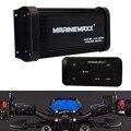 500 W Marina Motocicleta Amplificador Bluetooth Sistema de Sonido Estéreo Reproductor de MP3 para el Coche ATV Barco con Manillar de La Motocicleta de Control Remoto