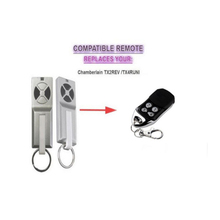FOR  Chamberlain TX2REV / Chamberlain TX4RUNI compatible remote control free shipping