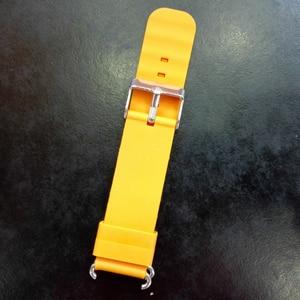 Image 4 - Substituir pulseira de relógio inteligente para pulseira de relógio q90 q750 q100 q60 q80 crianças gps tracker pulseira de silicone pulso com conexão