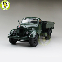 1/24 China JieFang FAW CA10 Transport Truck Diecast Model Car Truck Gift Collection Hobby High Quality