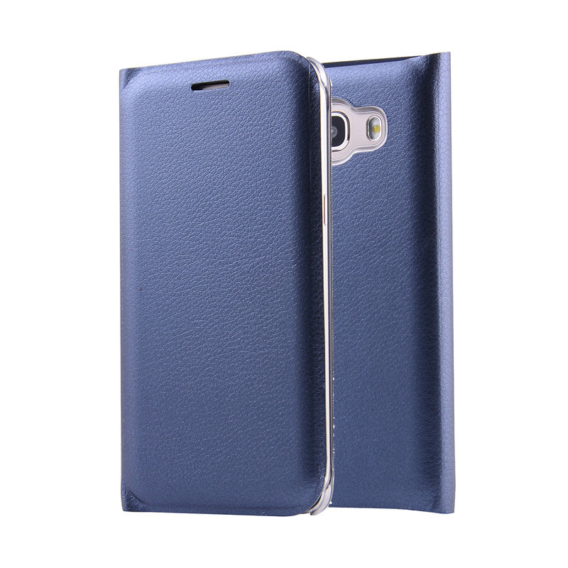 A310 A510 A710 Original <font><b>Case</b></font> Leather Cover for <font><b>Samsung</b></font> Galaxy <font><b>2017</b></font> A3 A5 A7 J1 J5 <font><b>J7</b></font> 2016 <font><b>Flip</b></font> Protective bag card slot wallet image