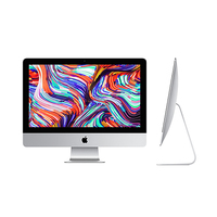 Apple iMac 21.5 inch 2.3hz 1TB Desktop all in one office learning game computer LED backlit display screen computer