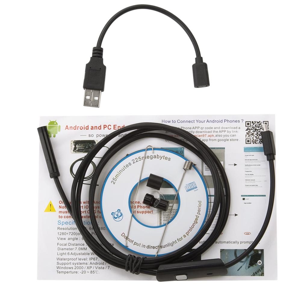 micro Waterproof 1M 2M 5
