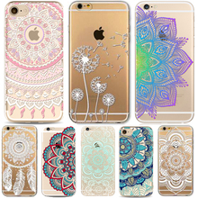 Phone Cases for Apple iPhone 5 5S SE 6 6S Plus 6Plus HENNA DREAM CATCHER Vintage