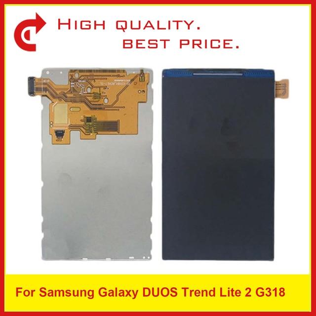 10 шт./лот AAA ЖК Дисплей для samsung Galaxy Trend Lite 2 G318H G318 ЖК Экран дисплея замена