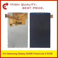 10 stks/partij AAA Lcd Display Voor Samsung Galaxy Trend Lite 2 G318H G318 Lcd scherm Vervanging