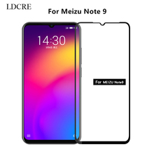 2PCS for Meizu M9 Note Glass Screen Protector Full Glue Coverage 9 Film
