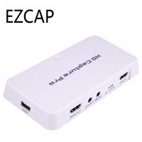 Ezcap295 HD Video Capture Pro 1080P Recorder USB Playback Capture Cards With Remote Control For Xbox