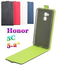 Honor 7 lite gt3 для huawei honor 5c двойной case роскошный кожаный flip vertical case для huawei honor 5 c shell телефон case крышка