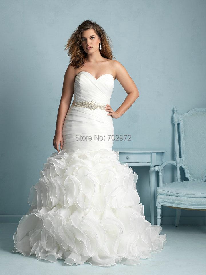 2 in 1 wedding dress plus size   Style plus dress