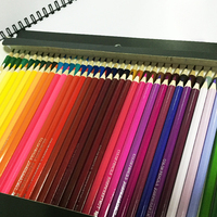 Wood Colored Pencils Artist Painting Oil Color Pencil For School Drawing Sketch Art Supplies