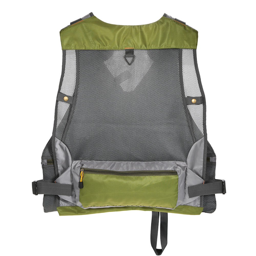 Vest military picture more detailed picture about new for Women s fly fishing gear