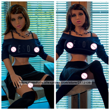 WMDOLL 155cm TPE Silicone Sex Dolls Real Robot Adult Doll Artificial Vagina Big Breast Sexy Toys For Men Love Doll