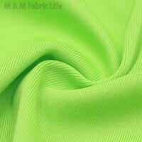 170 cm * 5 metros de fio de malha sólida esporte função de secagem rápida e respirável tecido de malha para a camisa, esporte pano, pano do lazer