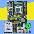 Marca HUANANZHI X79 Pro scheda madre con dual M.2 slot CPU Xeon E5 2690 2.9 GHz 6 tubi di raffreddamento RAM 16G (2*8G) RECC 1 TB SATA3.0 HDD