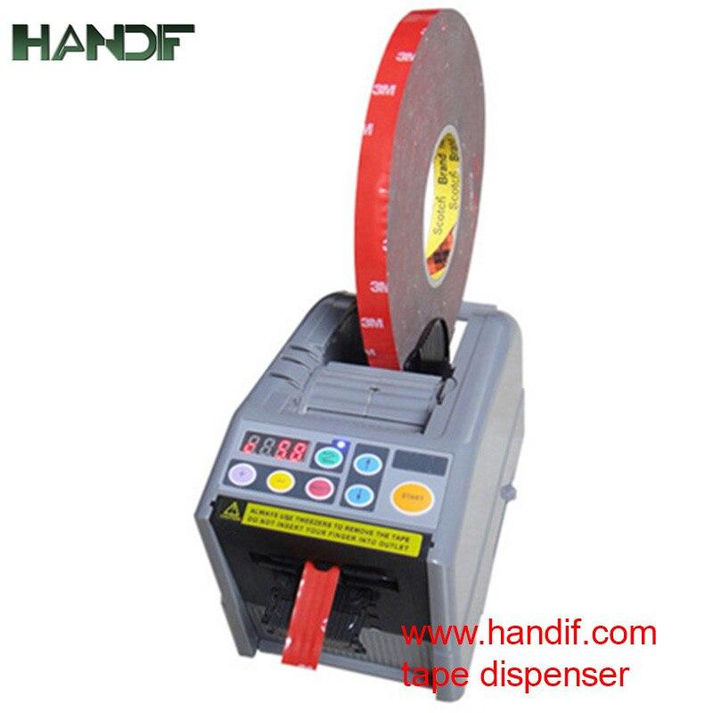 110v 240v ZCUT 9 packing tape dispenser Automatic Cutting Machine Tape Dispenser