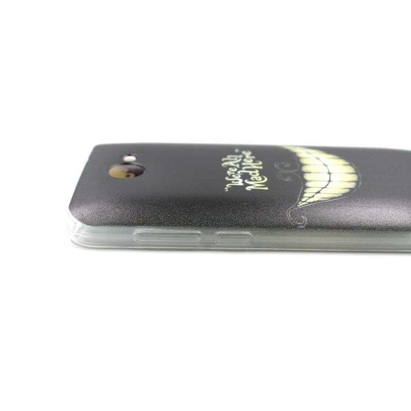 Fly FS551 Nimbus 4 Case sərin naxış üçün yumşaq TPU - Cib telefonu aksesuarları və hissələri - Fotoqrafiya 5