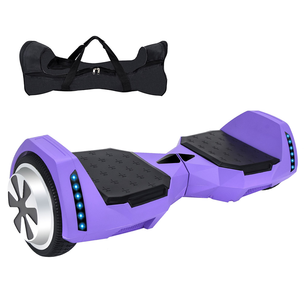 Умный самобалансирующийся скутер электрический скейтборд самобалансирующийся скутер электрический скутер два смарт колесико - 2