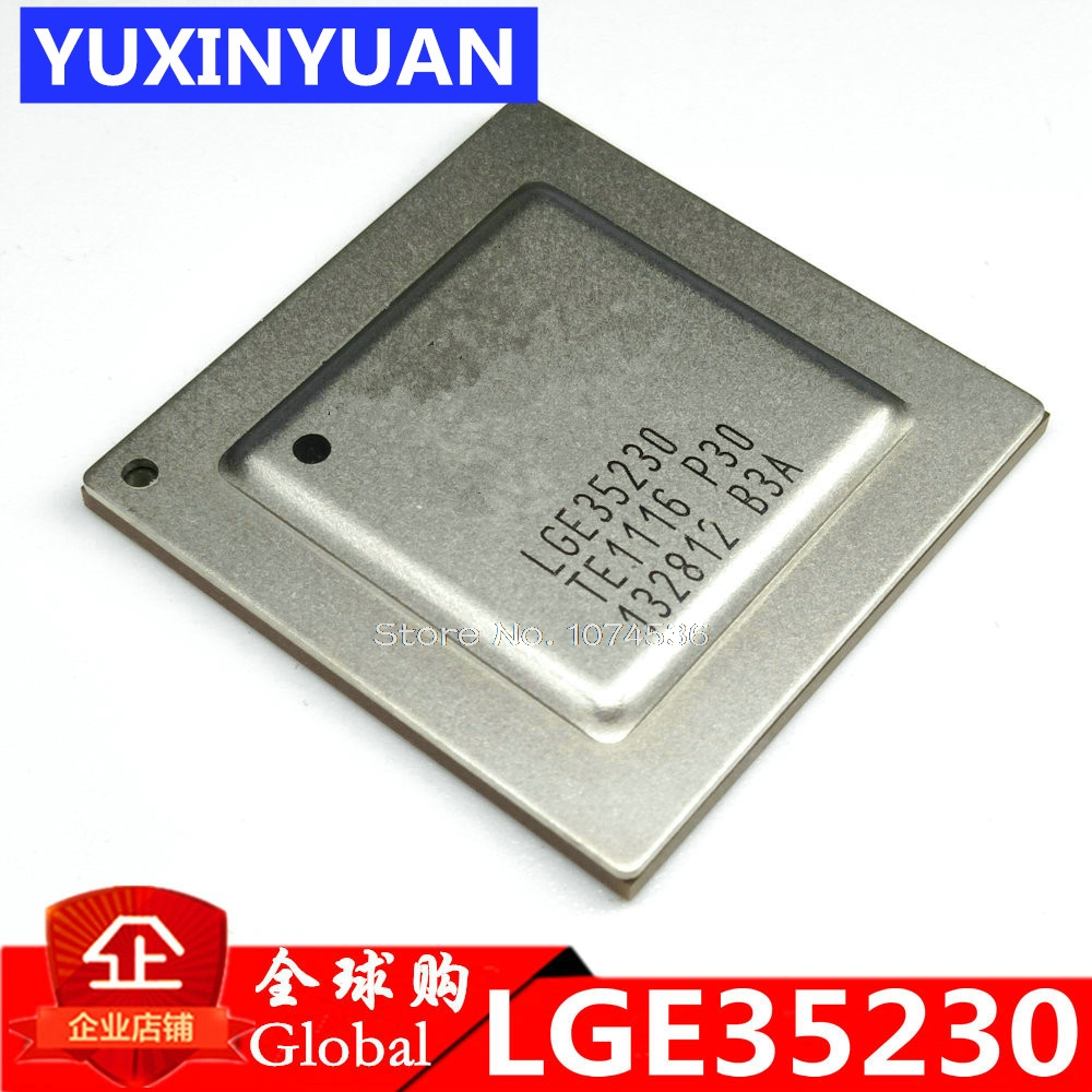 Image 5 - LGE35230 35230 BGA Quality assurance 1pcs Hd LCD TV chip 100%GOOD 5PCS/LOT-in Integrated Circuits from Electronic Components & Supplies