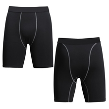 Summer Men Sports Running Quick Drying Shorts GYM Out Compression Tight Breathable Anti-sweat Shorts GMT601 naturehike factory store breathable perspiration antibacterial function men sports quick drying underwear boxer shorts