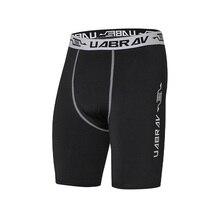 A18443 мужские компрессионные колготки фитнес тренировка высокоэластичные брюки для спортзала Беговые Спортивные Штаны спортивные шорты