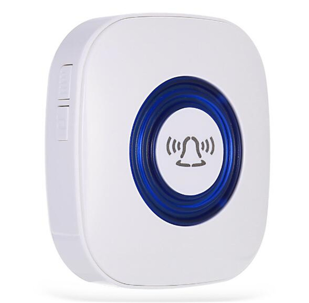 433Mhz Wireless Indoor Chime For Wireless WIFI Doorbell long distance 2v2 433mhz wireless welcom chime digital ac doorbell