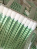 200pcs/lot cleaning swab for Roland Mimaki mutoh printer Swabs Kit Roland SP-540V SP-300 SP540V / 300 Cleaning Swabs for Printer