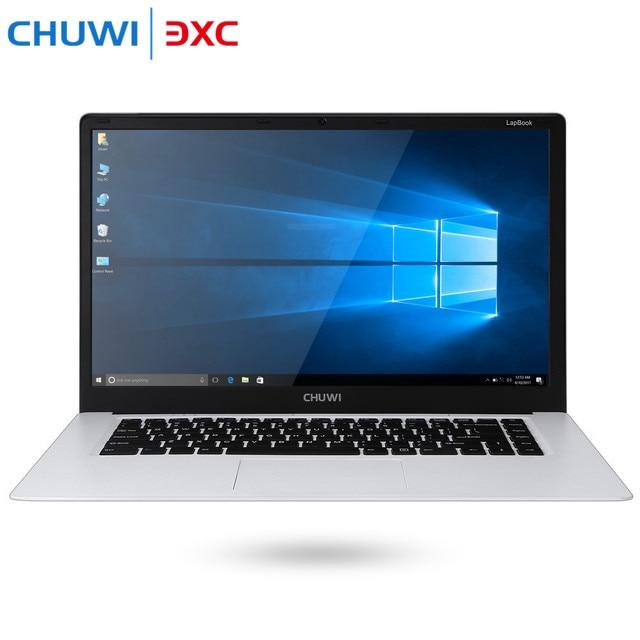 15.6 Inch CHUWI LapBook Computer Windows10 Intel Cherry Trail Z8300/x5-Z8350 Quad-core 4GB 64GB Notebook Tablet PC HDMI 10000mAh