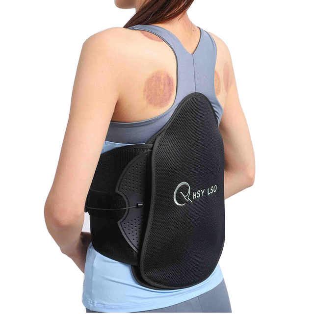 New Arrival Corset Back Belt Waist Brace Medical Lumbar Support