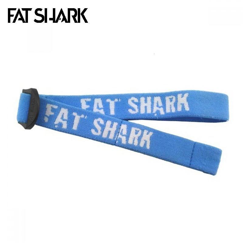 Fatshark FPV Óculos de Cinta de Cabeça Substituição Azul Cinza para Modelos RC Drone Peças Peça De Reposição Acessórios DIY Azul Branco Preto