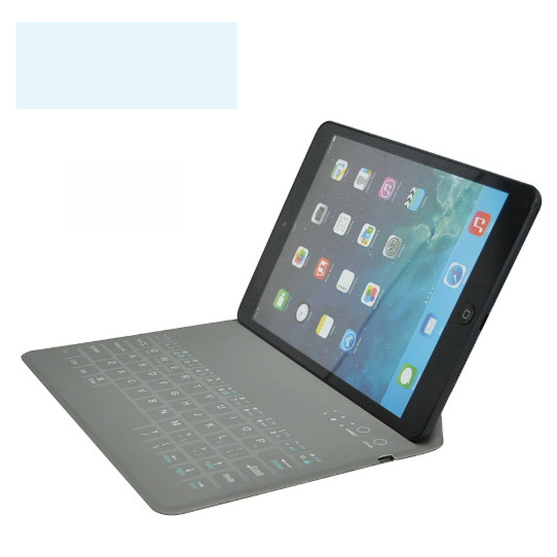 ФОТО DHL shipping Jivan Newest Ultra-thin Touch Bluetooth Keyboard Case For 9.7 Inch cube t9 4g / cube t9 lte keyboard case cover
